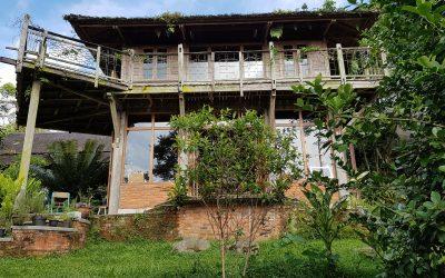 Portibi Farm, perfect als hide away voor het drukke Jakarta. 4.7 (3)